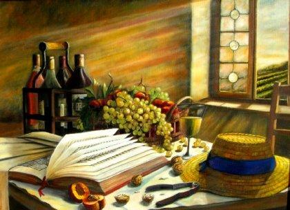 trés belles peintures de MARC-YVES HEMBERT