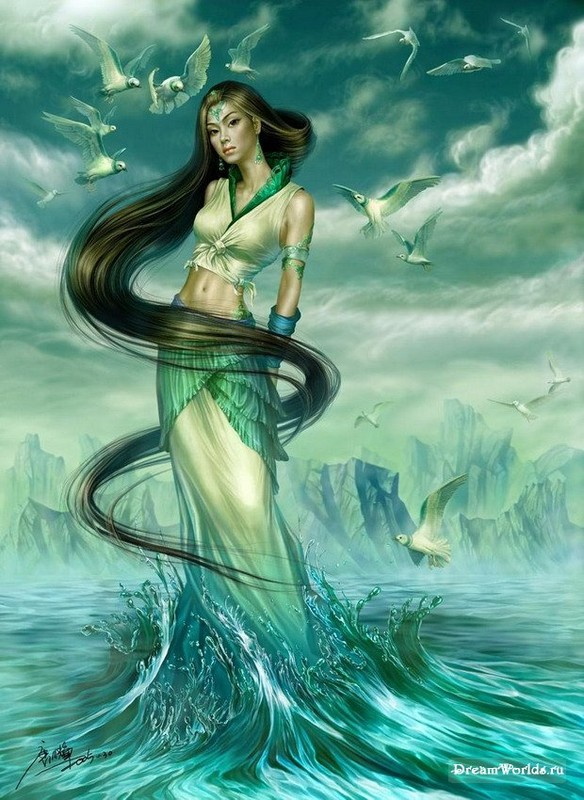 belles peintures de Yuehui Tang