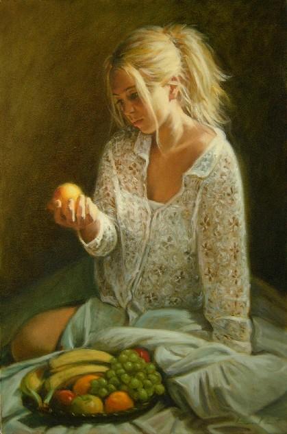 peintures d'EMMANUEL GARANT