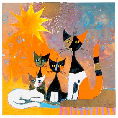 a voir   chats en  peinture Bbgv5aip