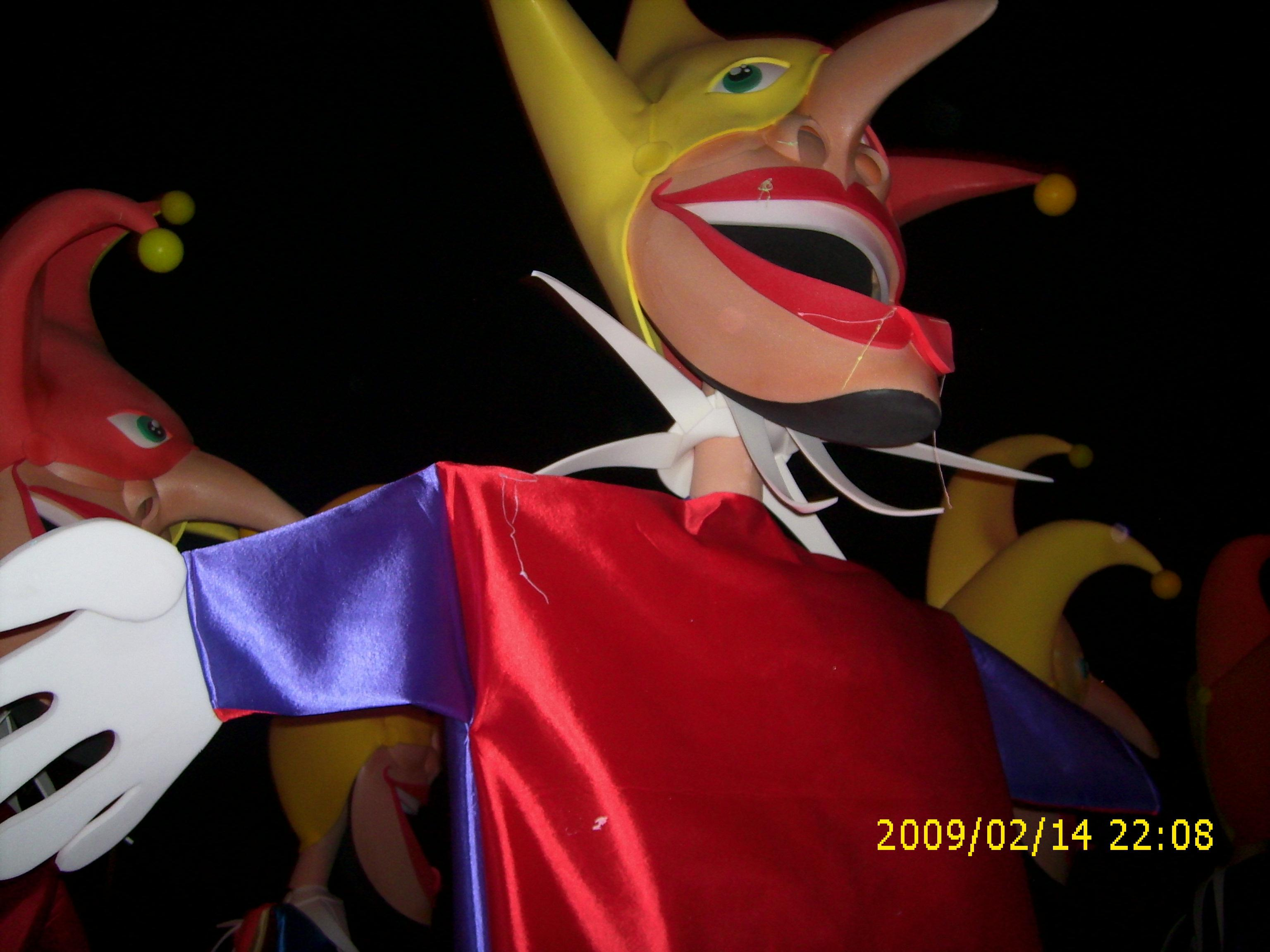 Carnaval vu par Mon fils Stephane