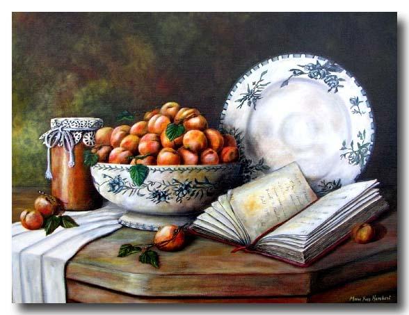 voici des peintures de MARC-YVES HEMBERT 2eme partie
